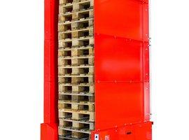Palletautomaat pallet master elektrisch