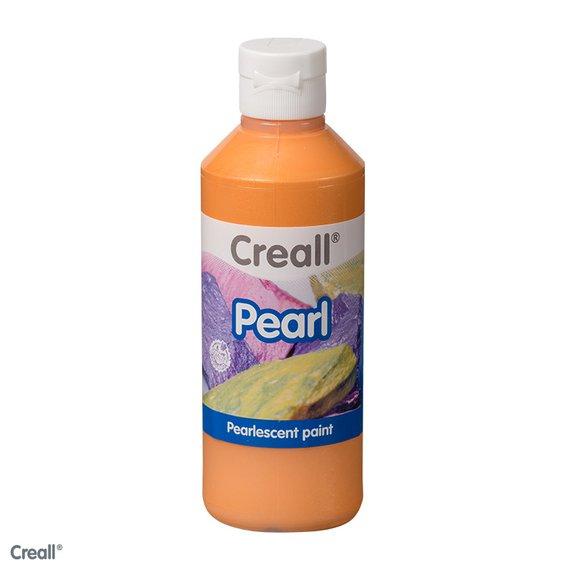 Creall-Pearl 250 ml, oranje