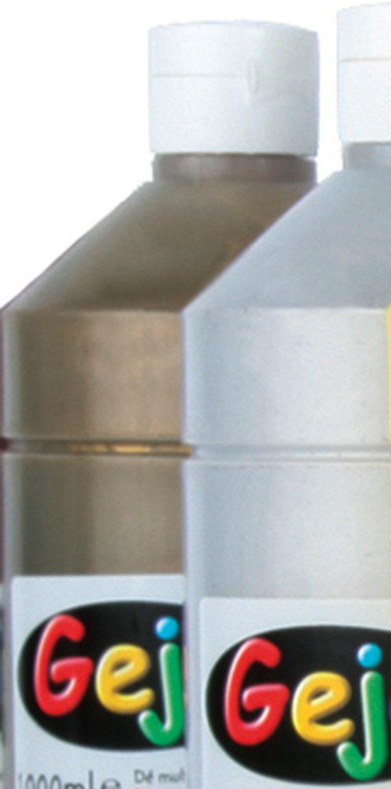 Gejocolor assortie goud en zilver á 1000 ml. in voordeelpak.