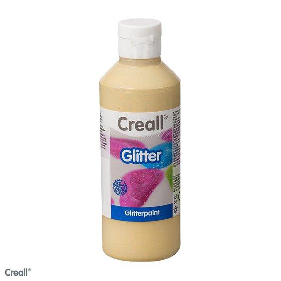 Creall-Glitter 250 ml, goud