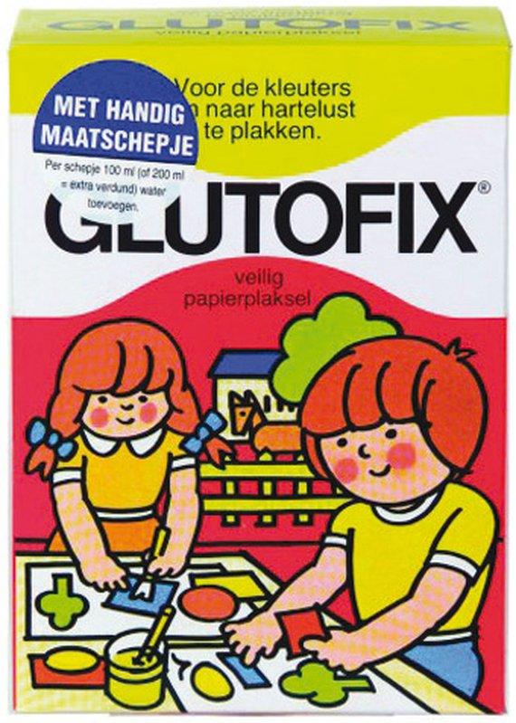 Glutofix 500 gram. De beste die er is! Natuurlijk zonder gluten!
