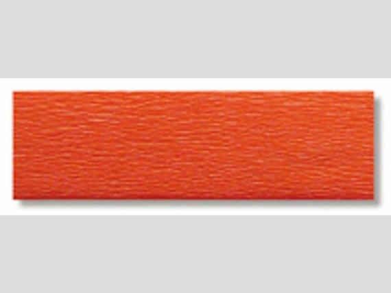 Krepppapier orange 10 Rollen