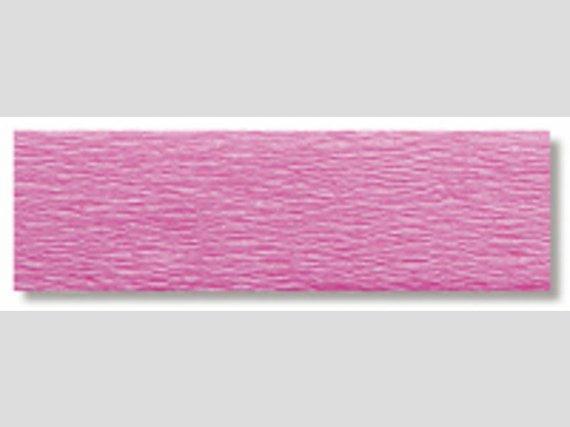 Crêpepapier roze 10 vouw