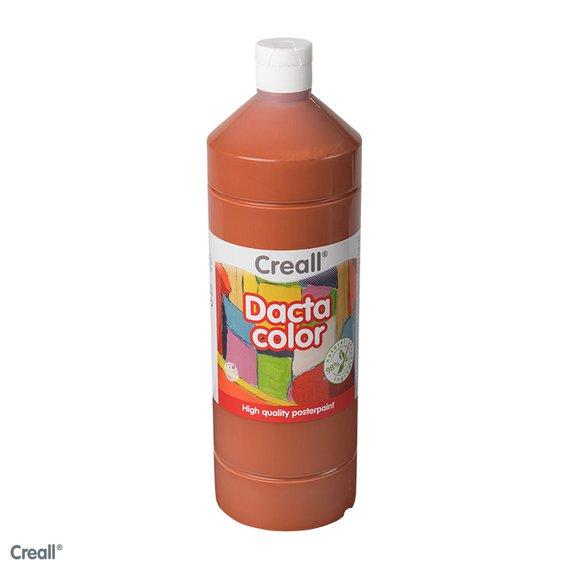 Dactacolor licht bruin 1000 ml.