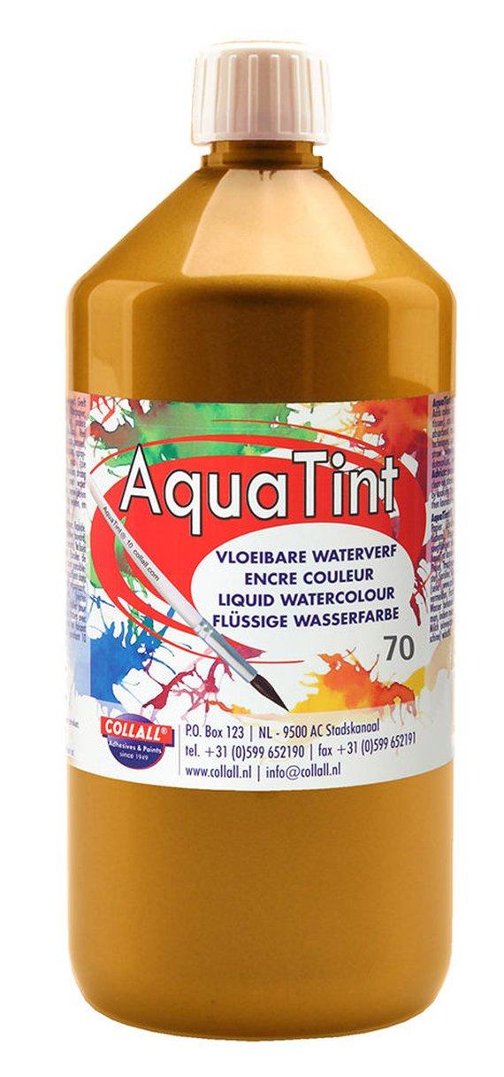 Aquatint 500 ml. Gold.