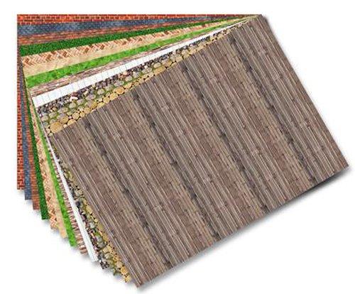 Motiefpapier Structuren