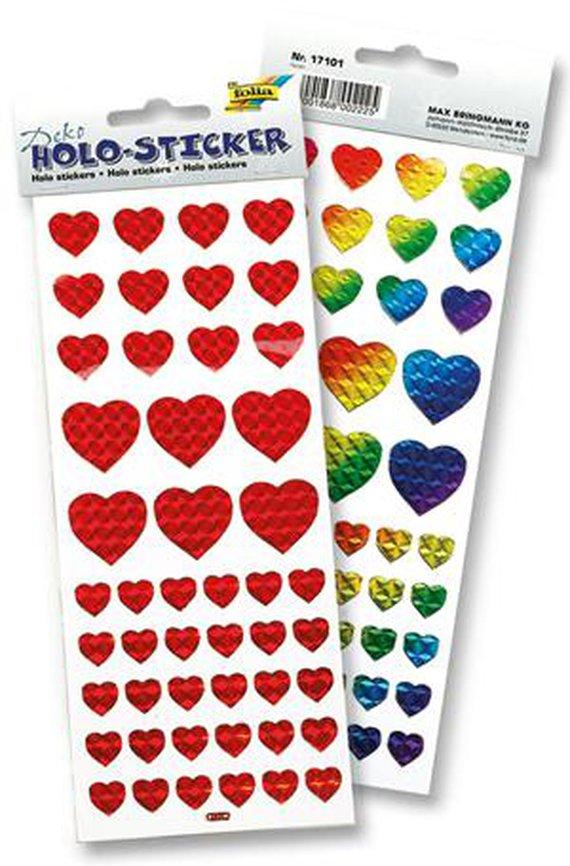 Holografische Sticker
