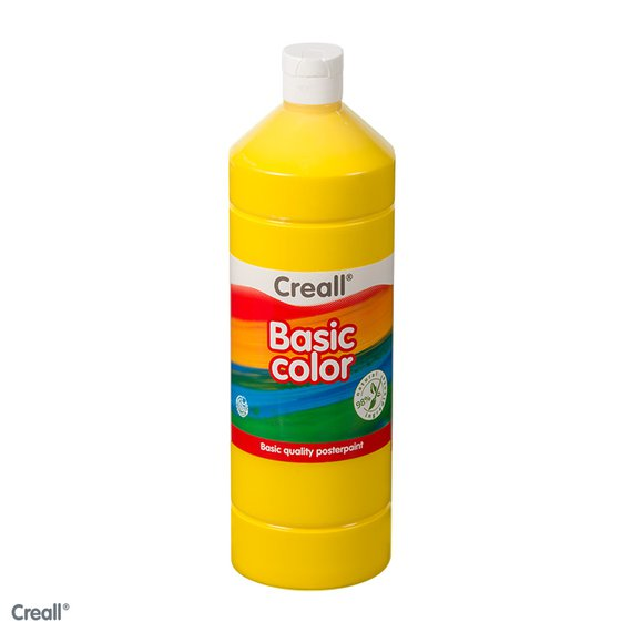 Basic color geel
