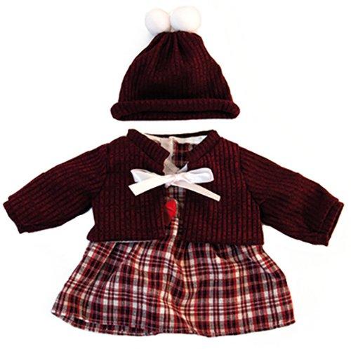 Outfit winter, meisjespop.
