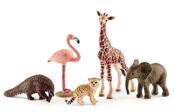 Schleich Tiermix Wildlife