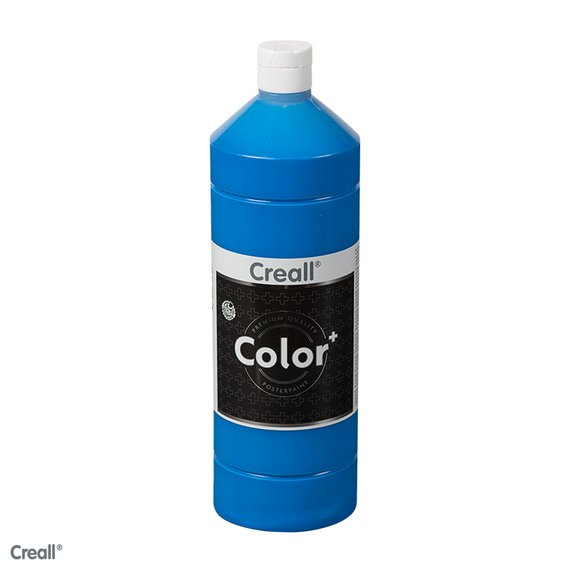 Creacolor 1000 ml licht blauw