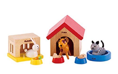Haustiereset für Puppenhaus
