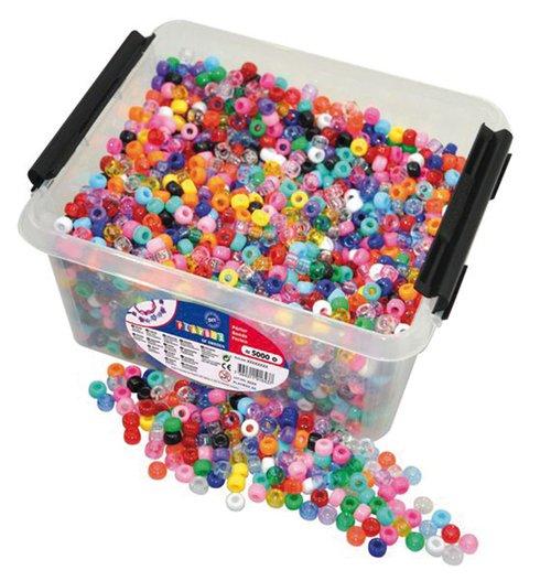 Kunststoff-Perlen Neu