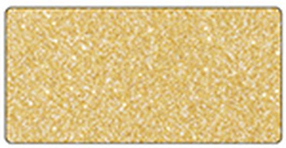 Glitterkarton goud