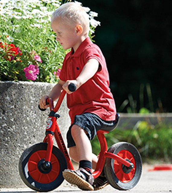 Winther mini Bikerunner.