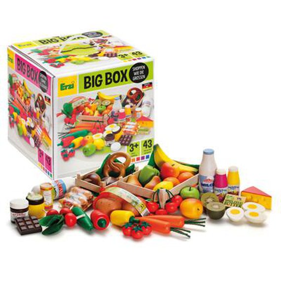 Big Box groente en fruit