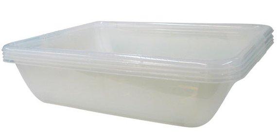 Multibak XXL transparant