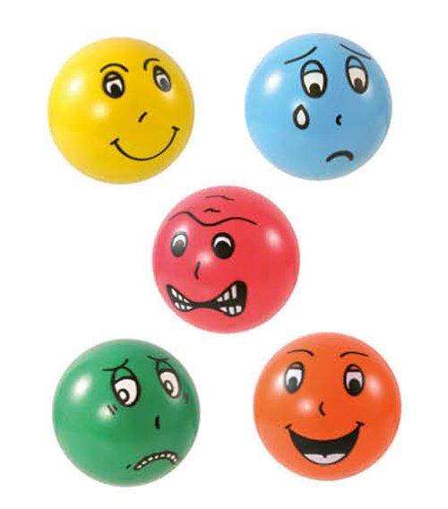 Emotionsbälle 5-er Set