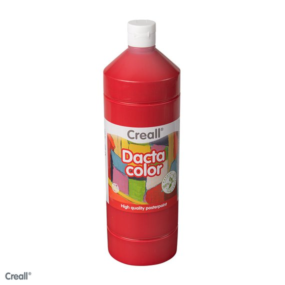 Dactacolor 1000 ml rood