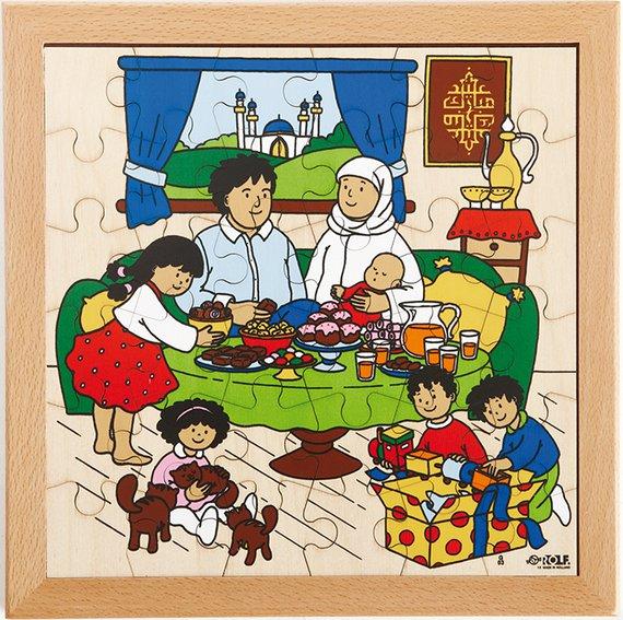 Multikulturelle Feiertage, Zuckerfest