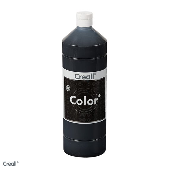 Creacolor 1000 ml zwart