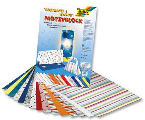 Motivblock Young