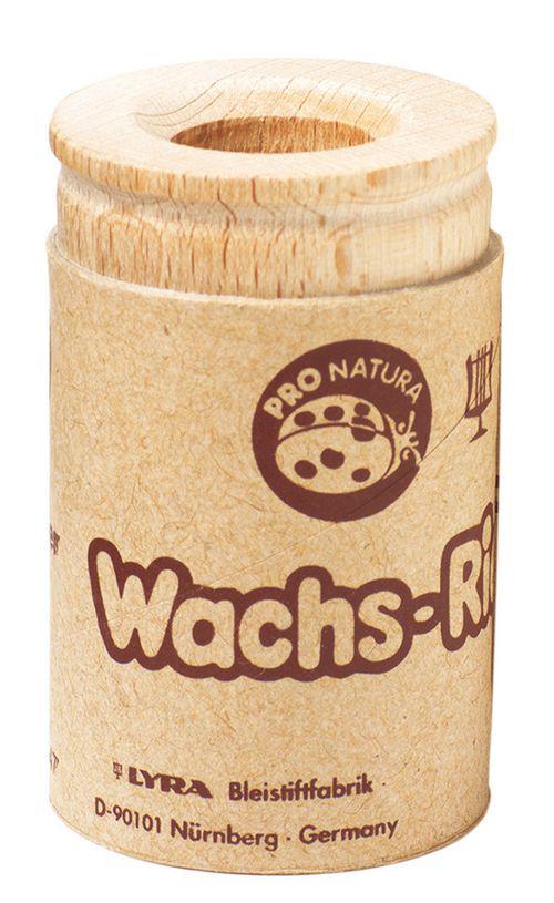 Waskrijtslijper houten uitvoering