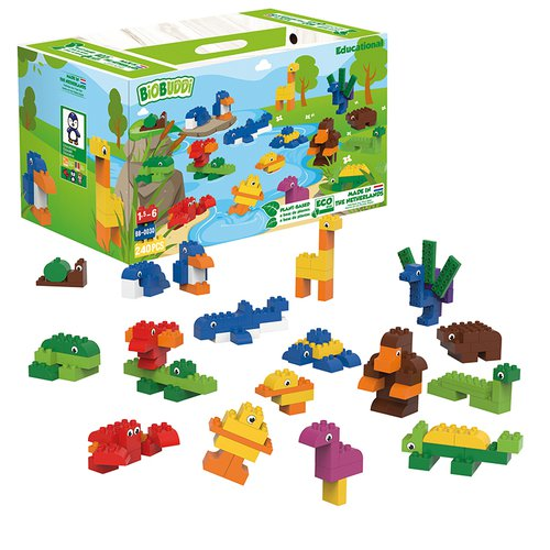 BIOBUDDI Lern- und Spielset Tiere