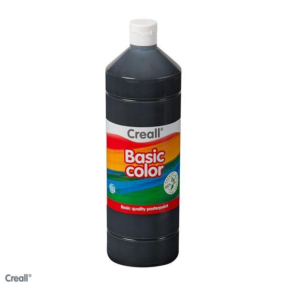 Basic color zwart