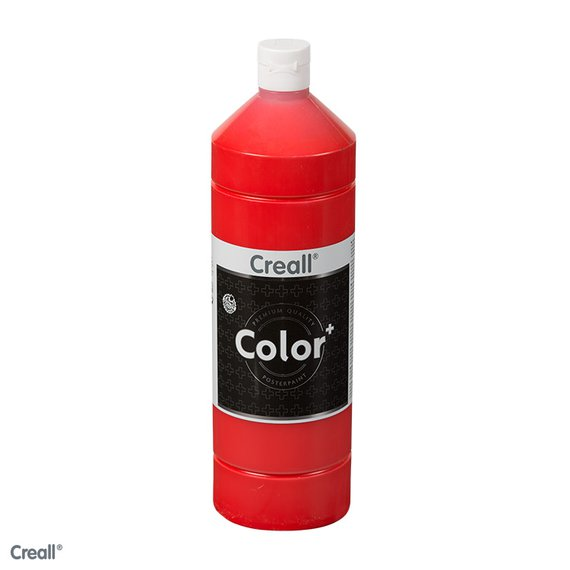 Creacolor 1000 ml licht rood