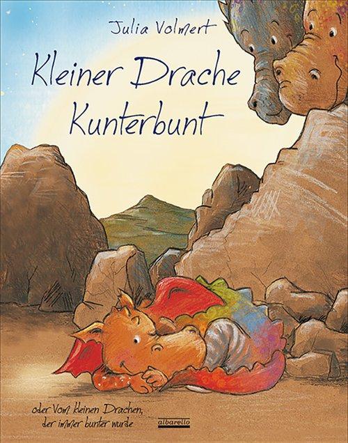 Bilderbuch Kleiner Drache Kunterbunt