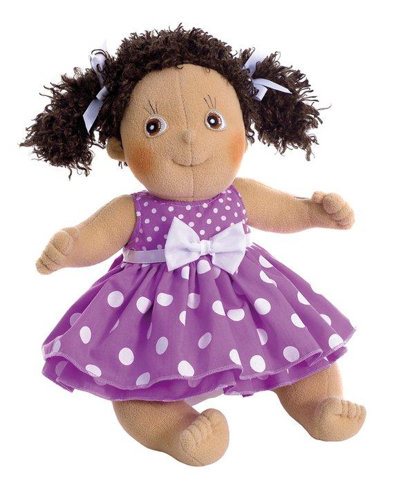 Rubens Barn Kids Clara 36 cm. Extra voor peuters! Kan in de wasmachine en droger!