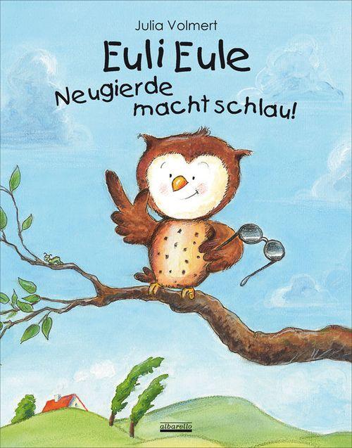Bilderbuch Eule Euli