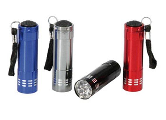 LED Taschenlampe (4)