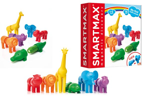 Smartmax Safari dieren (6)