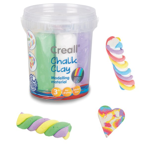 Chalk Clay
