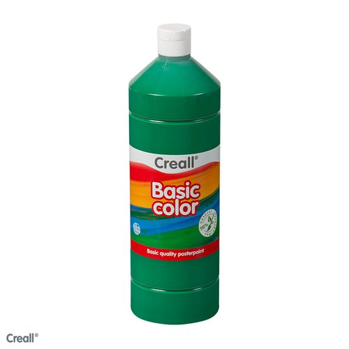 Basic color donkergroen