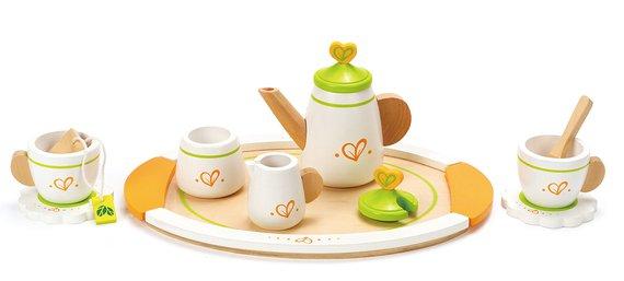 Teeservice für Zwei