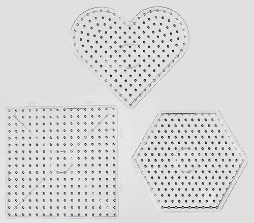 Platen (6) voor XL-smeltkralen