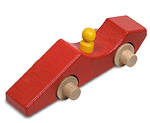 Spinter Auto rood