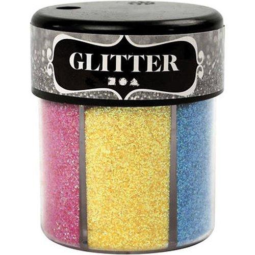 Glitter in Streudose B.