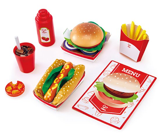 Fastfood Set