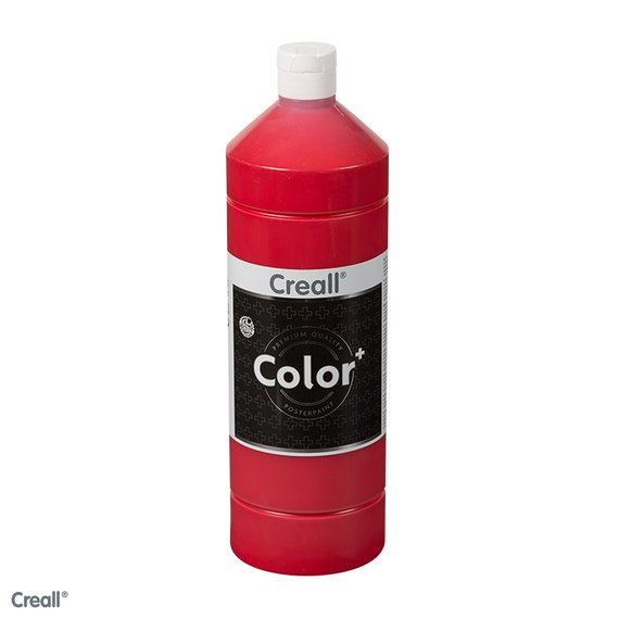 Creacolor d-rot 1000ml.