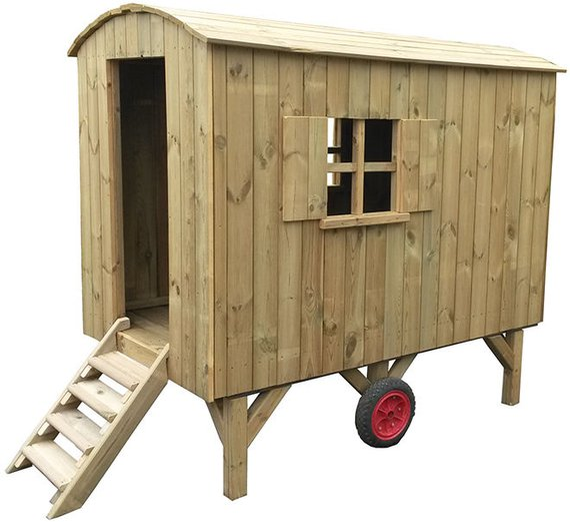 Bouw-Speelwagen