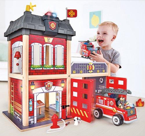 Brandweerstation 2019