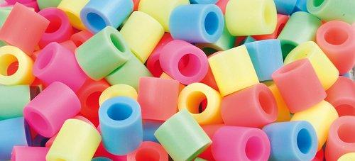 Smeltkralen maxi pastelkleuren