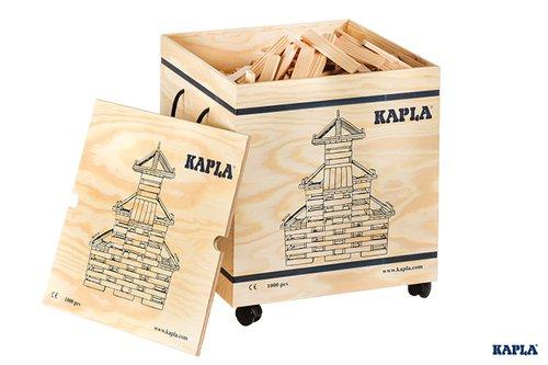 Kapla Kiste mit 1000 Steine