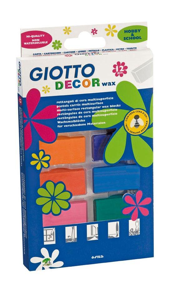 Wascoblokjes Giotto