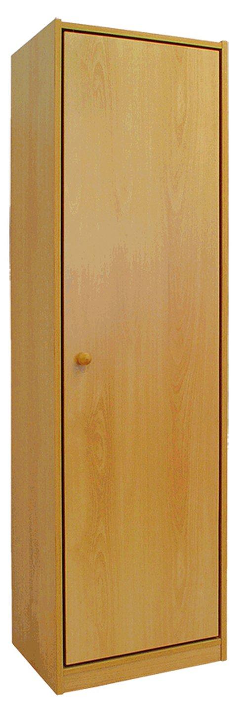 Schrank mit Tür und 4 Fachböden