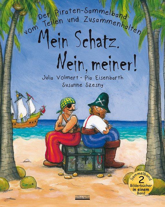 Piraten-Sammelband Mein Schatz